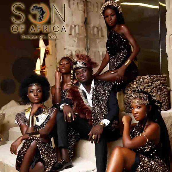 Son of africa by kuami eugene full album