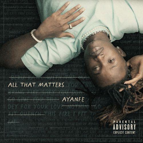 Ayanfe – Fire ft. Tiwa Savage