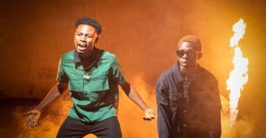 Kweku Flick – Attack ft. Strongman Offcial Video