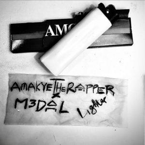 M3dal – Lighter ft AmakyeTheRapper Hitz360 com mp3 image