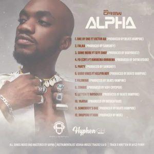 Mr Drew – Alpha Full Album