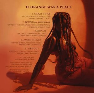 Tems – If Orange Was A Place Full EP