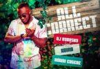 DJ Vyrusky Ft Kuami Eugene x Adina Thembi – All Correct Hitz360 com mp3 image