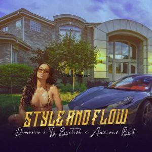 Demarco – Style N Flow ft Ty British x Anxious Bud Hitz360 com mp3 image