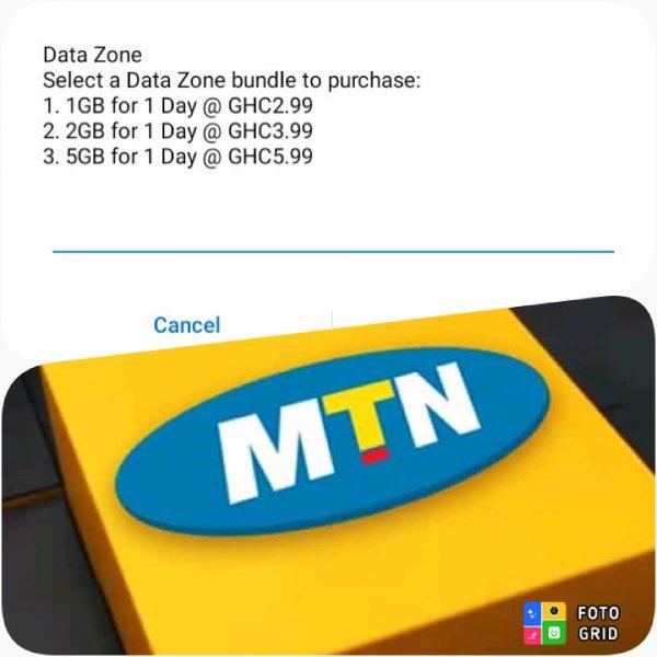 How To Get 5 Gigabyte Data For 5 Cedis On MTN