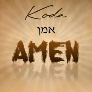 Koda – Amen Hitz360 com mp3 image