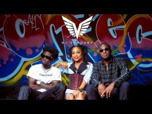 Official Video DJ Vyrusky Ft Kuami Eugene x Adina Thembi – All Correct