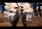 Timaya – Cold Outside ft. Buju Official Video