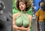 Ladies share juicy photos as they go braless to mark no bra day